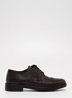 F By Fabrika Erkek Kahve Klasik Ayakkabı STRUGA